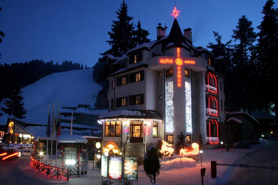 Hotel Alpin, Borovets