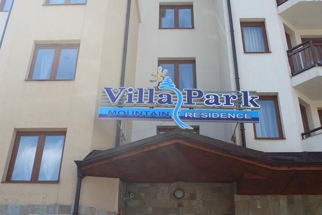 Apart Hotel Villa Park